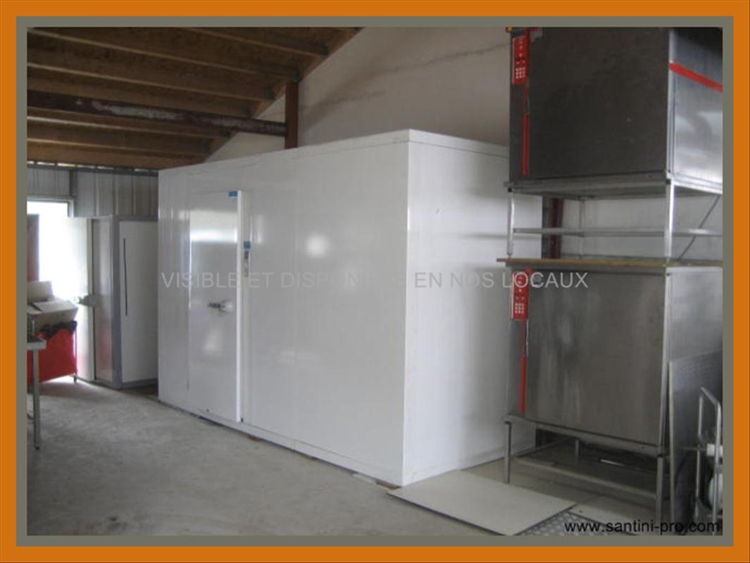 Chambre froide positive la chambre froide parfait pour chaque entreprise agroalimentaire for Construction chambre froide positive