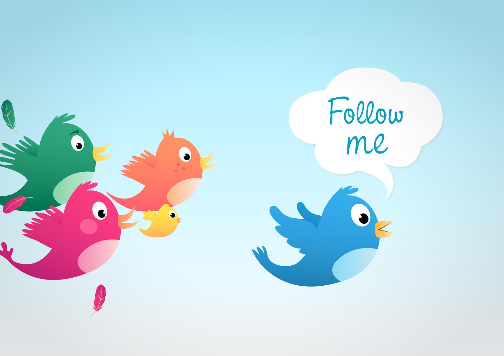 Comment gagner des followers sur twitter ?